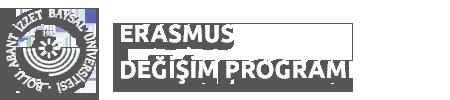 ERASMUS DEĞİŞİM PROGRAMI